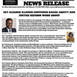 GET CLEARED ILLINOIS CONVENES RACIAL EQUITY AND JUSTICE REFORM WORK GROUP